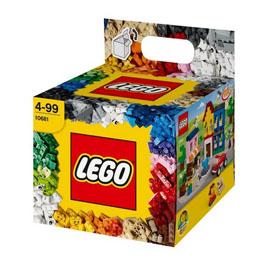 亚马逊中国 LEGO 乐高 10681 基础创意拼砌系列创意积木组 600颗