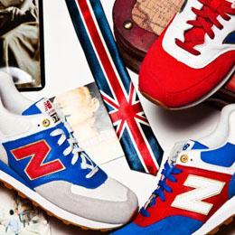 银泰网 New Balance 新百伦574系列男女复古鞋
