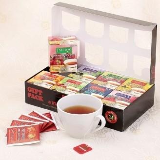 顺丰优选 英伯伦 IMPRA 锡兰礼盒装红茶 2g*10袋*8盒