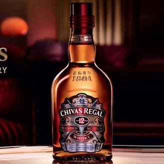 京东商城 Chivas 芝华士 12年 苏格兰 威士忌 700ml*3