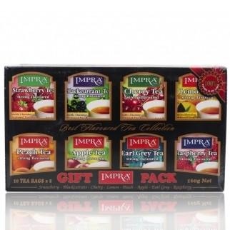顺丰优选 IMPRA 英伯伦 锡兰礼盒装红茶 2g*80袋*2盒