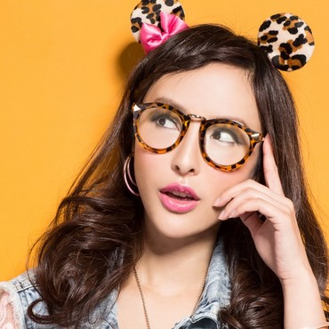 可得眼镜网 HAN 汉代 时尚潮款 防辐射 蓝光镜 HD2624(3色)