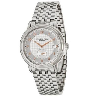 海淘:Ashford 雷蒙威 RAYMOND WEIL  Maestro 大师系列 2838-S5-05658 男款机械腕表