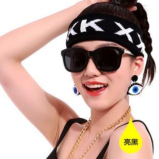 可得眼镜网 HAN 时尚偏光近视太阳镜 HD2923系列(4色可选)