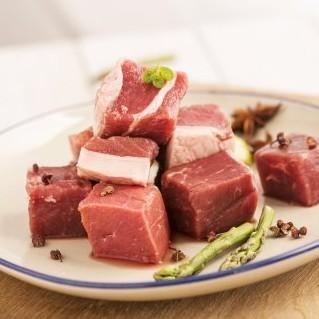 顺丰优选 Tender Plus 天谱乐食 澳洲牛肉块 1kg*2袋