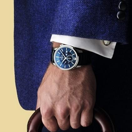海淘:Ashford ZENITH 真力时 指挥官系列 WINSOR 温莎男款机械腕表 03-2070-4054-22-C708