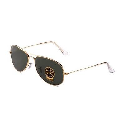 可得眼镜网 RayBan 雷朋 金属 太阳镜 ORB3362-001-59