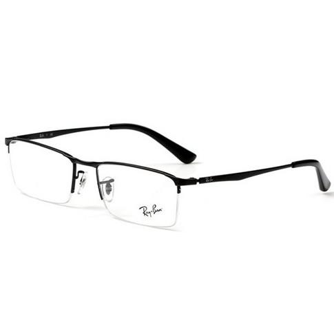 可得眼镜网 Ray Ban 雷朋 金属近视镜框(黑色)6281D-2503-55