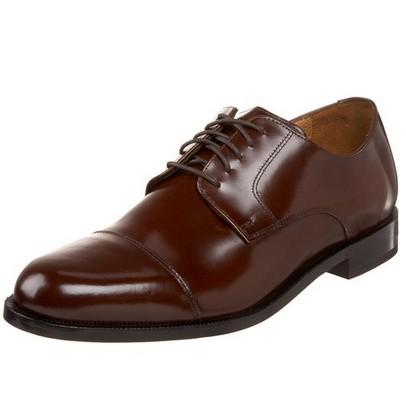 海淘:美国亚马逊 COLE HAAN Air Carter Cap-Toe 男款正装皮鞋