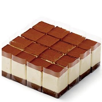 我买网 21cake 廿一客 黑白巧克力慕斯蛋糕 1磅