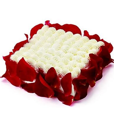 亚马逊中国 21cake 廿一客 百利甜情人蛋糕 1磅
