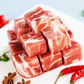 顺丰优选 天谱乐食Tender Plus 新西兰带骨羊肉块 1000g *2件