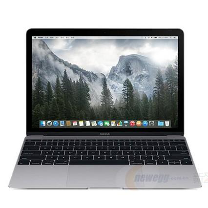 新蛋网 Apple 苹果 MacBook 12英寸 深空灰色 MJY42CH/A