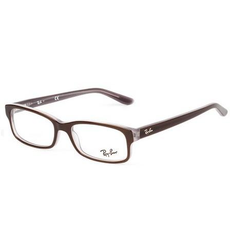可得眼镜网 Ray·Ban 雷朋 咖啡色板材 眼镜架
