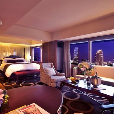 阿里旅行 北京-首尔 4天3晚自由行(往返含税机票+国际5星首尔洲际酒店3晚+接送机)