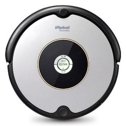 亚马逊中国 iRobot Roomba 601 扫地机器人 + BRAUN 博朗 3090cc 电动剃须刀
