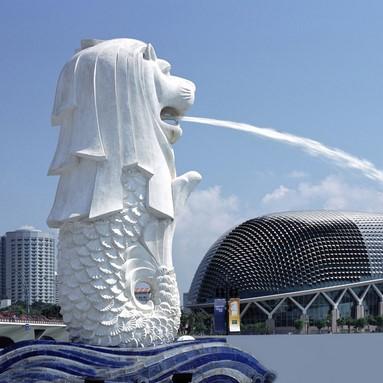 阿里旅行 北京-新加坡 6日往返含税机票 7月出发,新航直飞