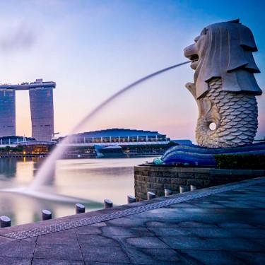 阿里旅行 北京-新加坡 5日往返含税机票+首晚金沙酒店住宿 7月25日出发