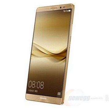 新蛋中国 HUAWEI 华为 Mate8 4G+64G 香槟金全网通手机新低价