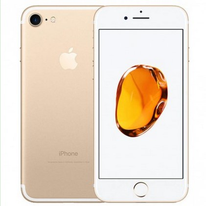 唯品会 Apple 苹果 iPhone 7 128GB 全网通手机 金色
