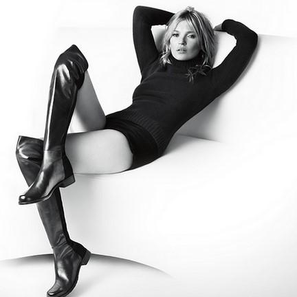 海淘:美国亚马逊 STUART WEITZMAN 5050 女款拼接过膝长靴