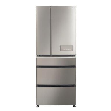 京东 Panasonic 松下 NR-E531TG-S 多门冰箱 455升