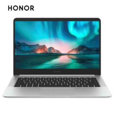 Honor 荣耀 MagicBook 2019 14英寸笔记本电脑 (R5 3500U、8GB、256GB/512GB、指纹识别)