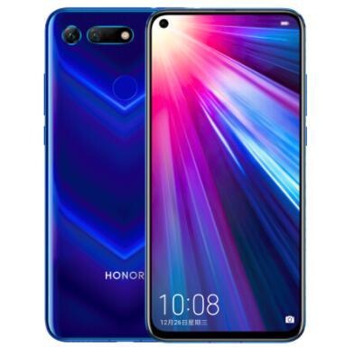 京东 HONOR 荣耀 V20 智能手机 6GB+128GB