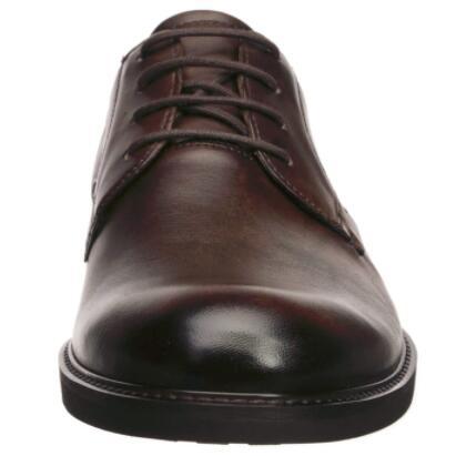 中亚Prime会员、限尺码: ECCO 男士 Vitrus Iii 男士系带牛津鞋